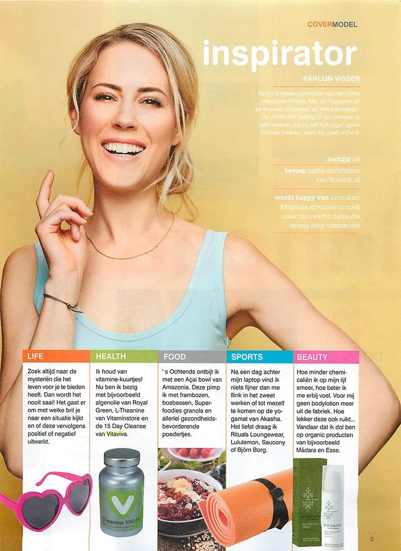Vitamin Magazine Juli 2016